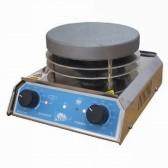 Agitador Magnético Análogo con Plancha de Calentamiento. Capacidad de Agitación de 12 Lts