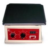 Agitador Orbital de Mazzini Análogo. Plataforma de  21,5 X 17,5 cm